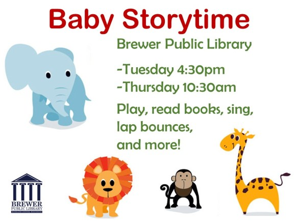 2016 Fall Baby Storytime