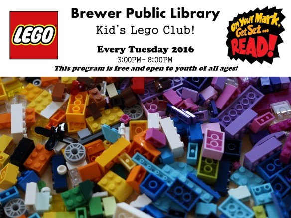 2016 Fall Lego Club