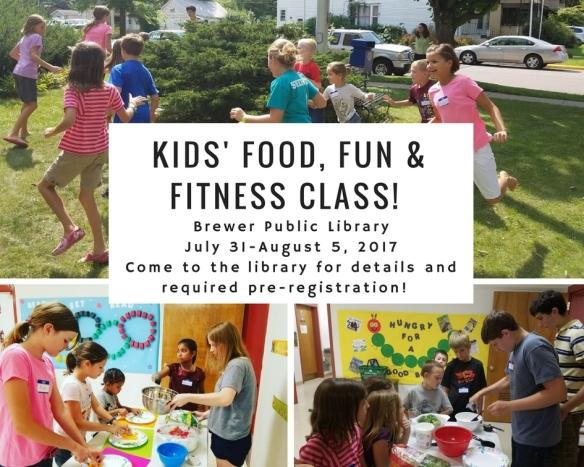 2017 Food, Fun, Fitness Class (1)