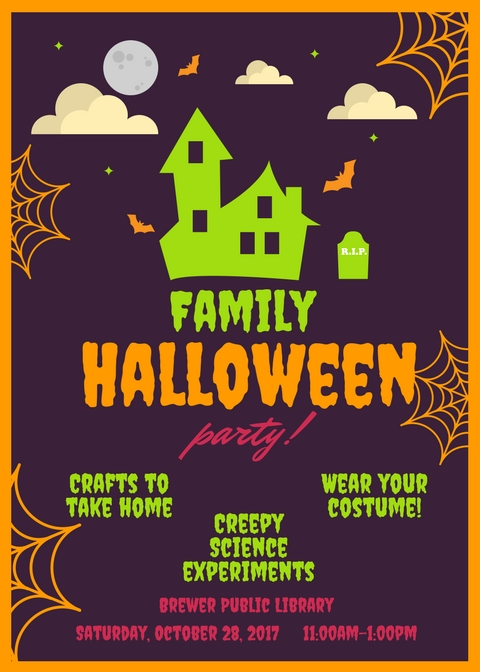 2017 Family Halloween Party